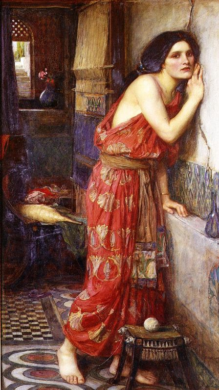John William Waterhouse: Thisbe - 1909